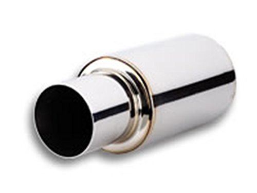 Outlet Vibrant Exhaust Tip - 9