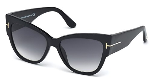 Tom+Ford+Anoushka+FT0371-01BSunglasses%2C+shiny+black+%2F+gradient+smoke%2C+57mm