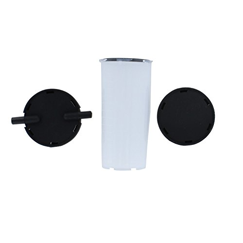 ABN Hand Held Brake Bleeder 15pc Kit BMC Universal Vacuum Pump & Brake Bleeding Tester Set Auto Service & Food Canning by ABN (Image #5)