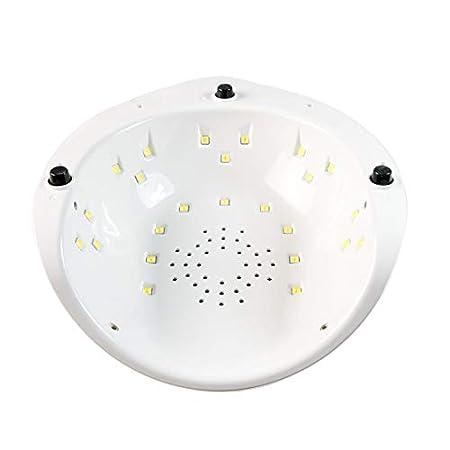 Lampada F4 LEDUV 48W con Batteria: Amazon.it: Bellezza