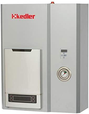 Caldera eléctrica para calefacción central + agua caliente sanitaria, Venus 9kW 400V con Mini hervidor de agua instantáneo (12kW)