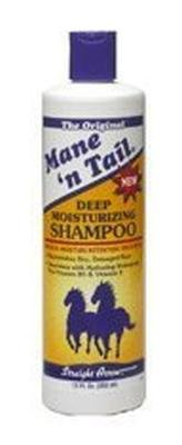 Deep Moisturizing 12 Ounce (354ml) (6 Pack) (Straight Arrow Moisturizing Shampoo)