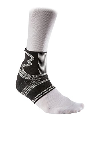 McDavid Elite Engineered Elastic Achilles Tendon Ankle Sleeve with Compression Ankle Support for Relief from Achchilles Tendonitis