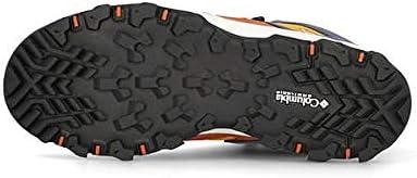 メンズ ハイキングシューズ スニーカー セイバー4ミッドアウトドライ 通気性 クッション性 防水 雨 雪 靴 カジュアル デイリー トラベル ウォーキング SABER 4 MID OUTDRY YM7463