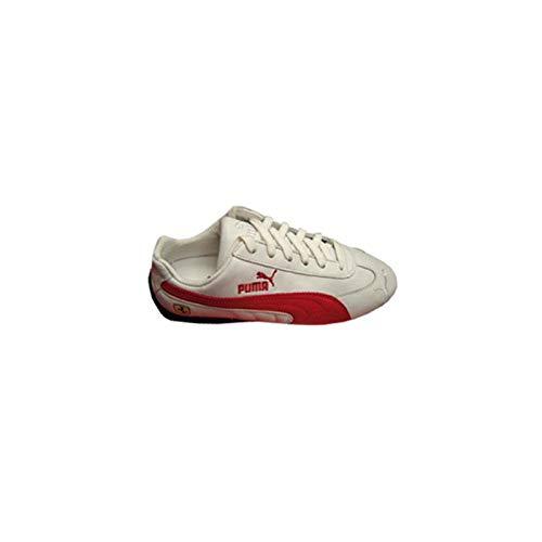 Puma Zapatillas SF Speed Cat LW blanco/rojo talla 40
