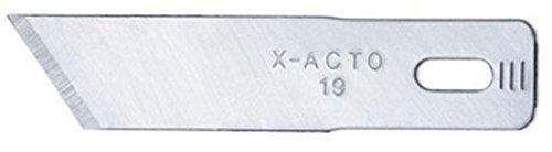 Angle Bois Sous-Solage lames 5pcs-Genuine-Manuf. X-Acto No.19 X219
