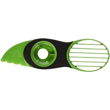 OXO 3-in-1 Good Grips Avocado Slicer, Green