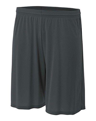 te Adult 2X 7 Performance Shorts Moisture Wicking All Season UPF 30+/No Pockets ()