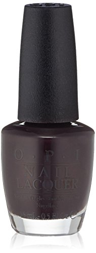 OPI Nail Lacquer, Black Cherry Chutney, 0.5 fl. oz.
