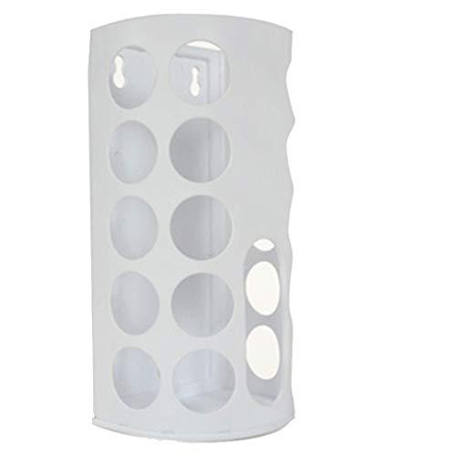 Amazon.com - Tralntion Plastic Bag Dispenser Holder Saver ...