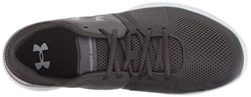 Zone Armour Charcoal Gris Fitness UA Chaussures de Homme Steel Under Nm 3 wfvwqE