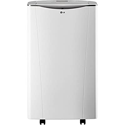 LG Electronics LP1415WXRSM 14000 BTU 115-volt Portable Air Conditioner with Wi-Fi Technology