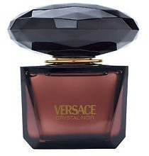 Bright Crystal Gift Set - 3.0 oz EDT Spray + 3.4 oz Body Lotion + Pouch by Versace