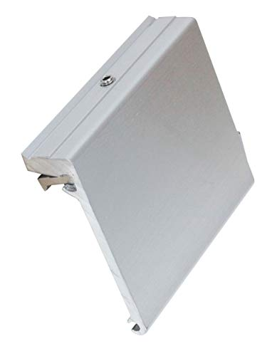 Extreme Max 3005.4113 Aluminum Slider Base for Crestliner SureMount Gunnel - Bracket Slider