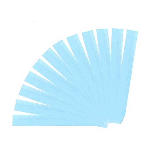 Garma 12 Pieces Blank Satin Sashes Plain Sashes for Wedding Party Decoration and DIY Accessory - Make Your Own Sash, Blue