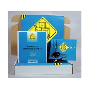 Marcom Group K000MHS9SM Materials Handling SAFETY, DVD Tr...