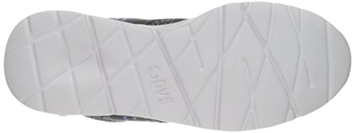 Shoes Mesh 0 Shoe Moire WOS Skateboarding SOCO US Textile B M Black 2 Indigo Women's DVS Premier TqwHpp