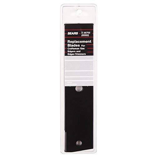 Craftsman (3-pack) 9 Inch Edger Replacement Blades (Renewed)
