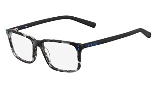 Eyeglasses NIKE 7233 070 SATIN GREY TORTOISE by NIKE (Image #1)
