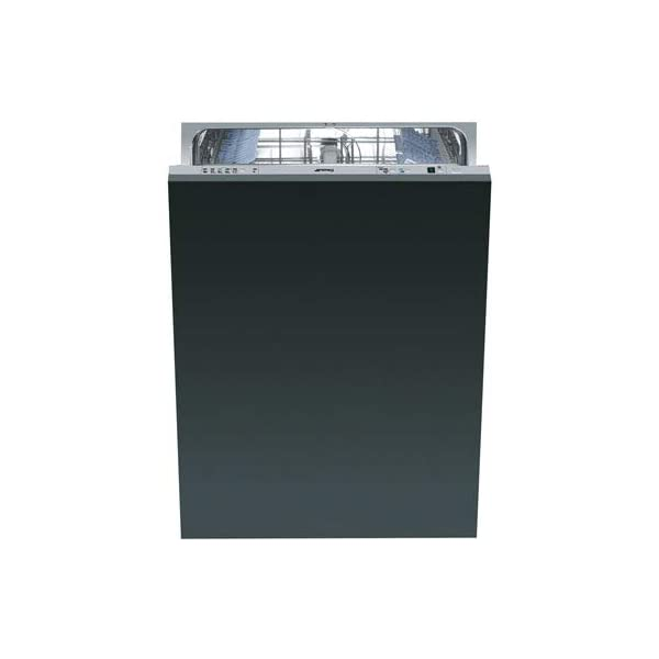 Smeg ST8646U 24 Inch Built In Fully Integrated Dishwasher, 9 Wash Cycles, 13 Place Settings, Quick Wash, NSF Certified… 1