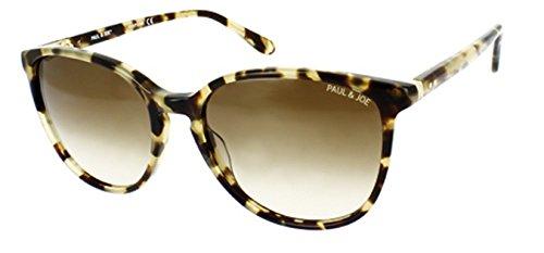 360c8b66efb7ef Lunettes de soleil pour femme PAUL AND JOE Ecaille ERINE 01 E149 54 ...
