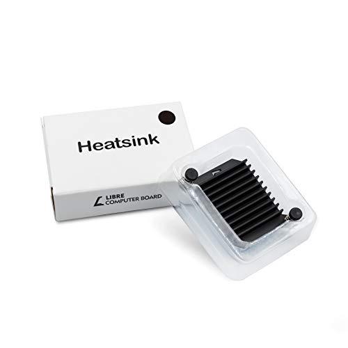 Libre Computer Board Heatsink for ROC-RK3328-CC (Black) ()