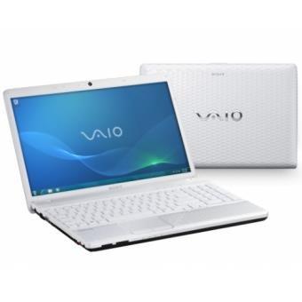 Sony VAIO VPCEH1S1E/W - Ordenador portátil de 15,5 (Intel