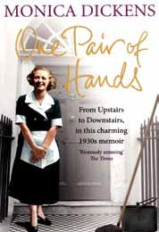 book cover of One Pair Of Hands