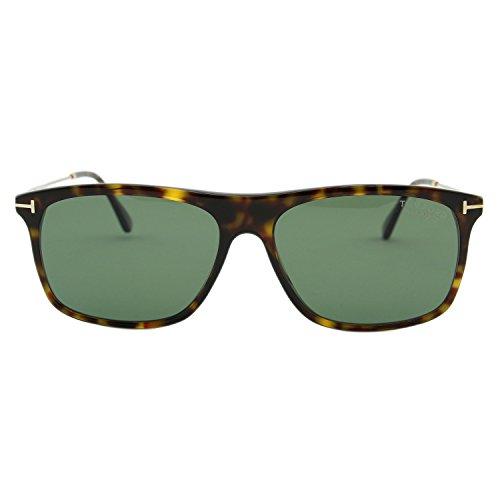 Tom Ford Sonnenbrille (FT0588) havanna dunkel