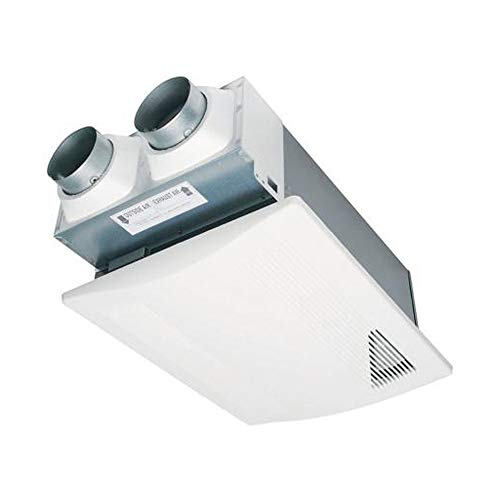 Panasonic FV-04VE1 WhisperComfort™ Spot ERV Ceiling Insert Ventilator with Balanced Ventilation and Patent-Pending Capillary Core