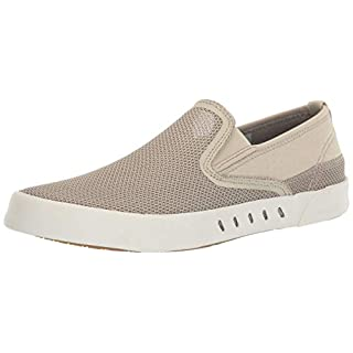 Sperry Men's Maritime Slip On Sneaker, Khaki, 10.5 M US
