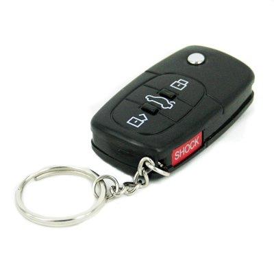 HDE Prank Car Remote Control w/ Keychain Gag Shock Toy