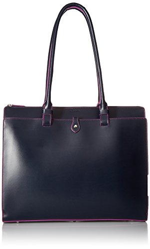 Audrey Jessica Navy Orchid Rfid Lodis Satchel Work RwdBET
