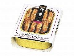 K&K 缶つまプレミアム 北海道産 子持ちししゃも 100g ×6