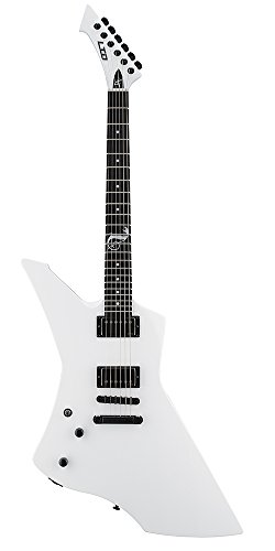 Used, ESP LTD James Hetfield Signature Snakebyte Snow White for sale  Delivered anywhere in USA