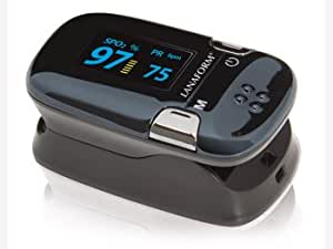 Medidor de pulso y saturación de oxigeno en sangre