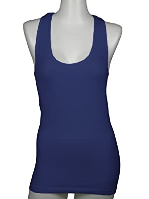 Energi Women's Athletic Compression Yoga Tank Top