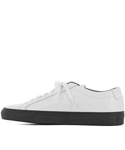 Leather Women's Sneakers Projects Common White 38350547 H7pYHwq