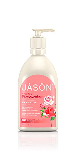 Soap, 16 Ounce (Jason Liquid Moisturizer)