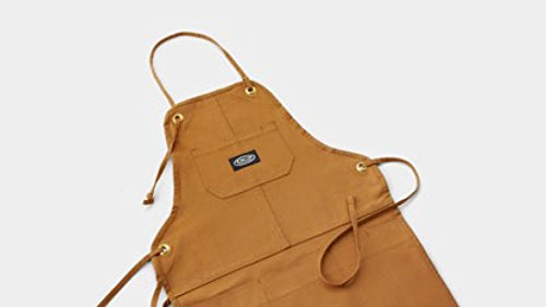 DCS (71168) AA-DB Grill Apron, Duck Brown by DCS