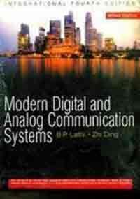 Systems Analog Digital - Modern Digital and Analog Communication Systems