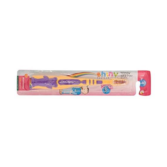 Morisons Baby Dreams Shiny Teddy Toothbrush