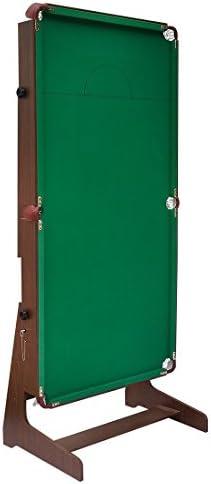 hlc 6 Pies Mesa de Billar Plegable con Las Bolas y Otros Accesorios,Color Verde: Amazon.es: Juguetes y juegos