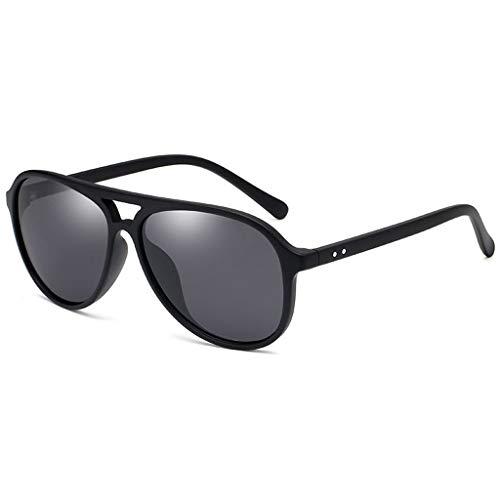 A de Marea Running New polarizadas Aviador Vogue Retro Box Gafas UV para sol Big Hombres d6Xqanx0R