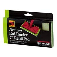 Shur Line: 7 Inches Replacement Pad 00610C -2Pk
