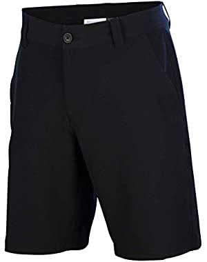 Men's Mesa Park Omni-Shield Shorts-Black
