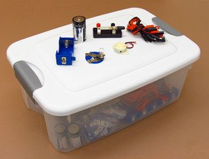 SEOH Electricity & Circuitry Classroom Set for Physics