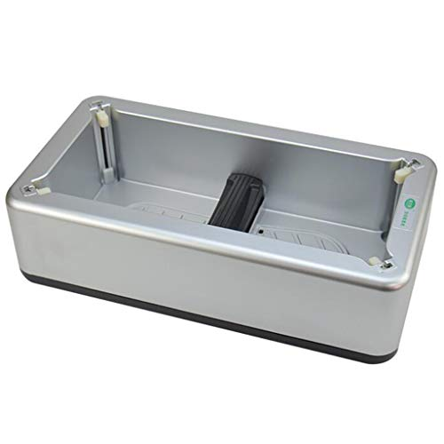 Shoe cover machine Feifei Automatic 100/300 Non-Woven Shoe Covers Disposable Foot Cover Home/Office Shoe Film Cover Shoe Cover Dispenser Non-Slip (Color : 3, Size : 300 Non-Woven Shoe Covers) by Shoe cover machine (Image #1)
