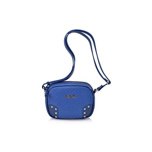 Victorio & Lucchino Small Shoulder Bag Horse Outlet Azulon 1026