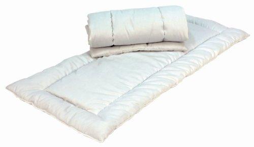 Roma Leg Pillow Wraps Pair White 14